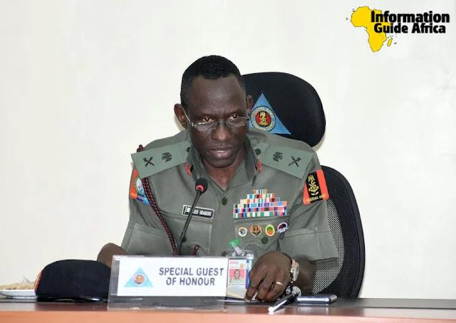 Major General Lucky Irabor
