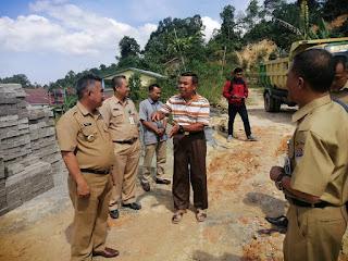 Wali Kota Tarakan Meninjau Langsung Kondisi Jalan Aki Balak (Depan 613 Raja Alam) - Tarakan Info