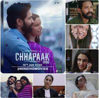 Chhapaak is a 2020 Full full Movie Download in hd quality, Bollywood movie chhapaak watch online for free