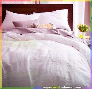 غطاء لسرير النوم جميل جدا