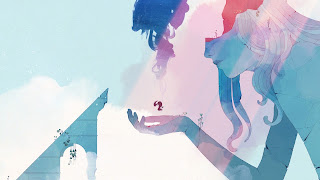 Gris PS Vita Background
