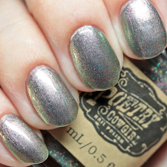 Poetry Cowgirl Nail Polish Choose Hope
