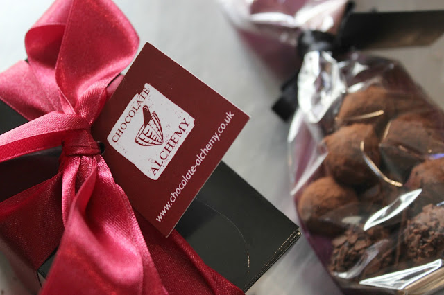 Chocolate Alchemy Loughborough Review