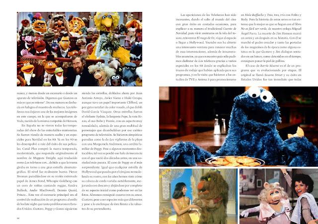 Telemuñecos. Marionetas y Muñegotes de la Historia de la Televisión