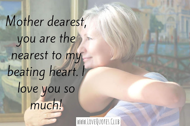 love quotes for my mom