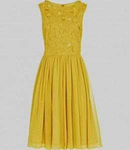 http://bitsybride.com/yellow-bridesmaid-dresses/yellow-country-rustic-bridesmaid-dress/