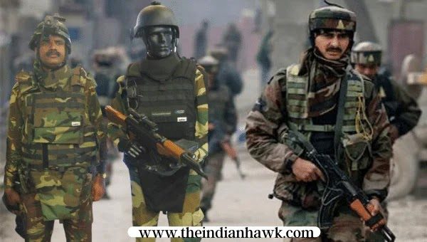 50,000 Bulletproof Jackets for Indian Army Troops