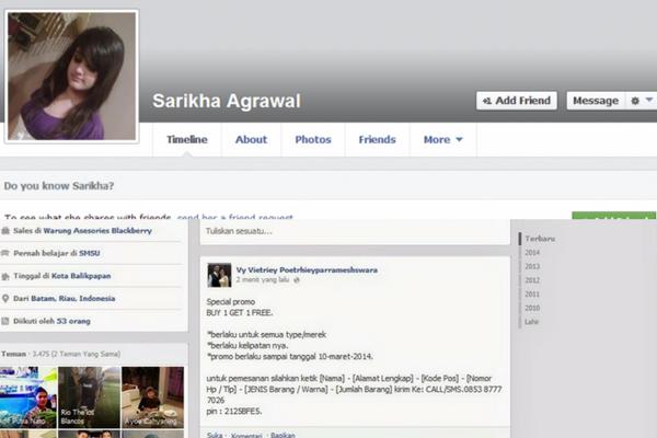 Marak Penipuan Lewat Akun Palsu Facebook, ini Cara Mudah Identifikasi Keaslian Akun