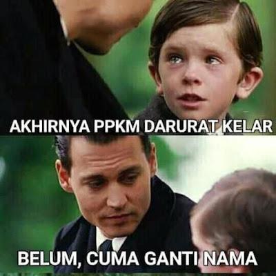 ppkm meme