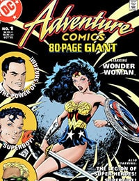 Adventure Comics 80-Page Giant