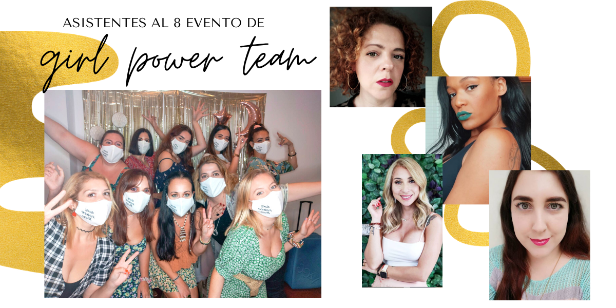 ASISTENTES AL 8 EVENTO DE GIRL POWER TEAM