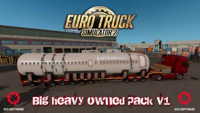 Big Heavy Owned Pack v1 - ETS2 1.39