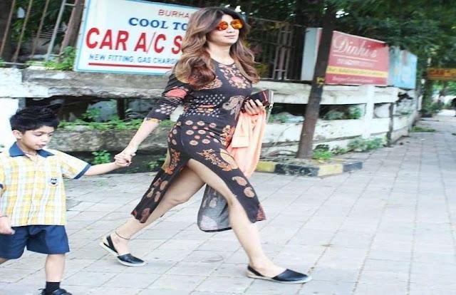 जब जल्दबाजी में पैंट पहनना भूल गई शिल्पा शेट्टी दिखाई दी थीं सड़कों पर, फिर से वायरल हुई तस्वीर