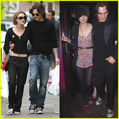 Keira Knightley And Boyfriend 2013 Super Hollywood: Keira...