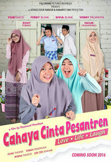 Streaming Cahaya Cinta Pesantren (2017) Full Movie