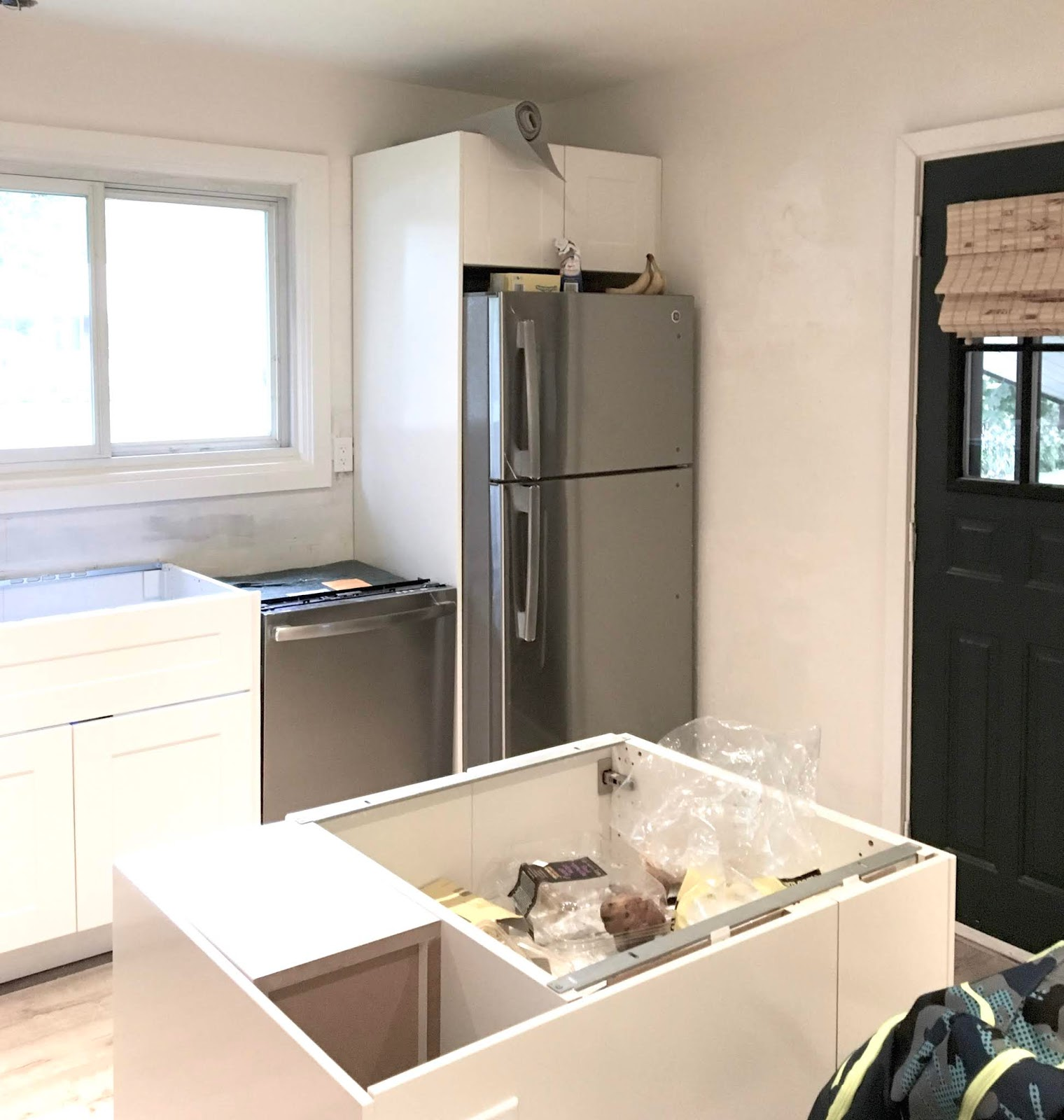 Ikea Kitchen All In One: One Room Challenge Fall 2018