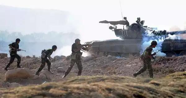 Υπουργείο Άμυνας Αρμενίας: Συντρίψαμε νέα επίθεση των Αζέρων - 370 νεκροί και 22 Τ/Θ οχήματα κατεστραμμένα