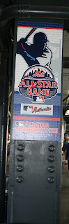 MLB All Star Game Banner Vertical