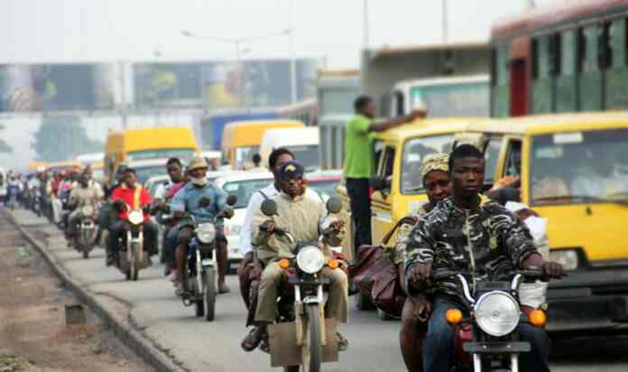 Okada rider beaten to coma over 'dirty' N100 note in Lagos