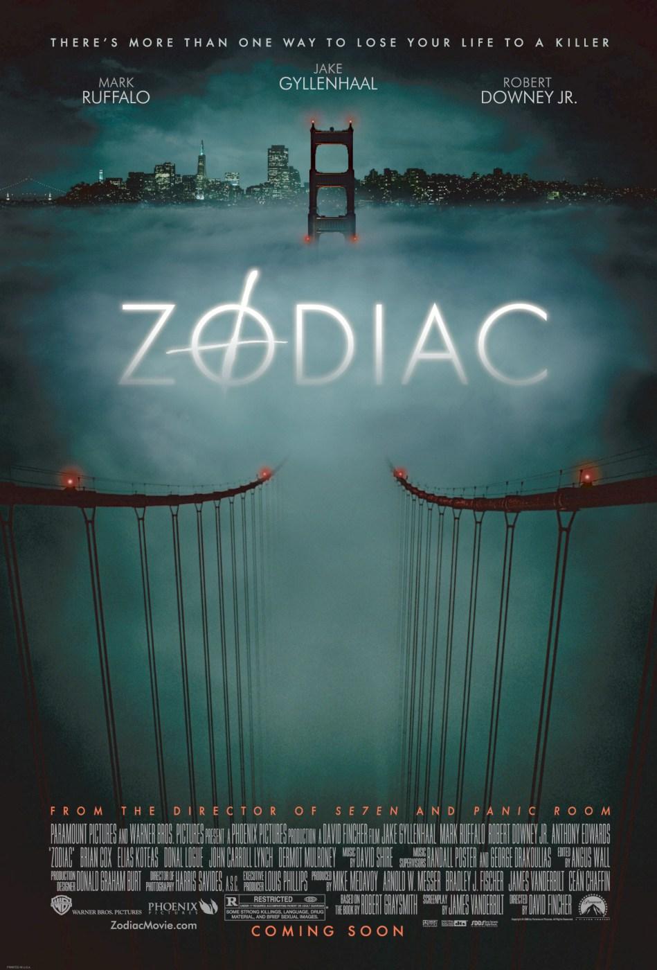 Zodiac Movie