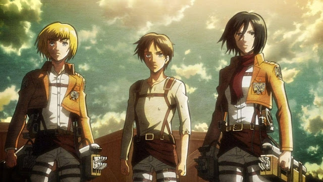 Shingeki no Kyojin Season 3 Part 2 Episode 10 Sub Indonesia