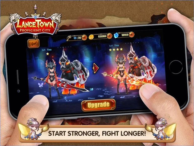 Download Lance Town MOD APK