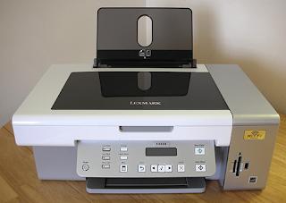 Lexmark X4550 Treiber & Software Herunterladen