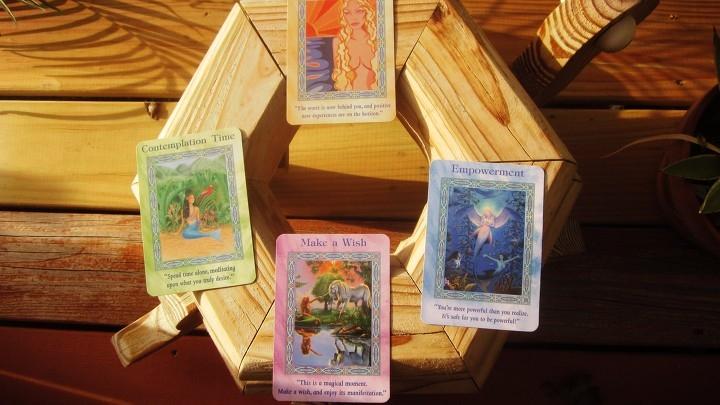 Oracle Cards, Mermaid Deck, Mermaid Tarot Reading, Mermaid Psychic Reading
