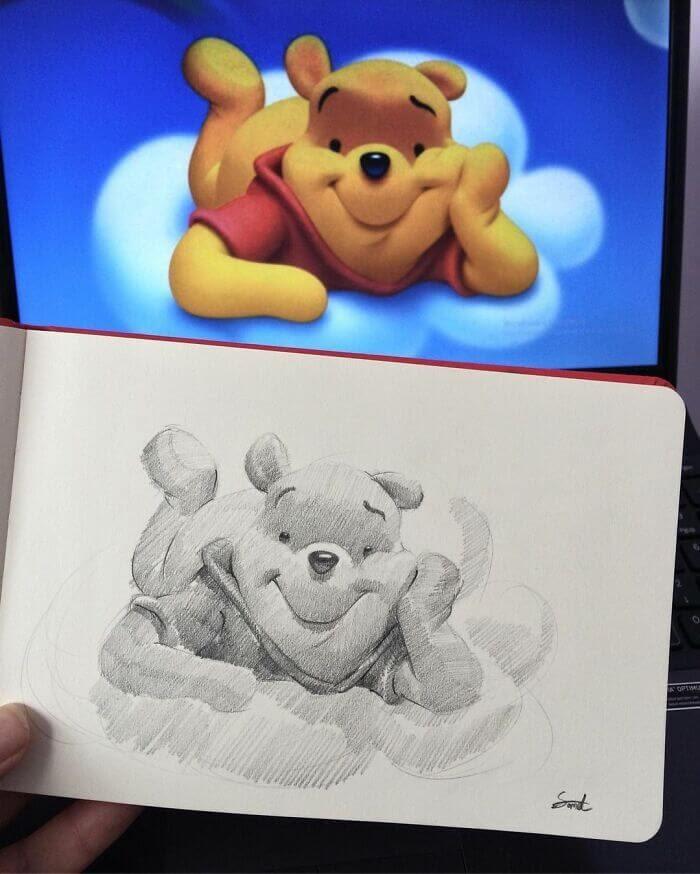 03-Winnie-the-Pooh-Samet-Turkan-www-designstack-co