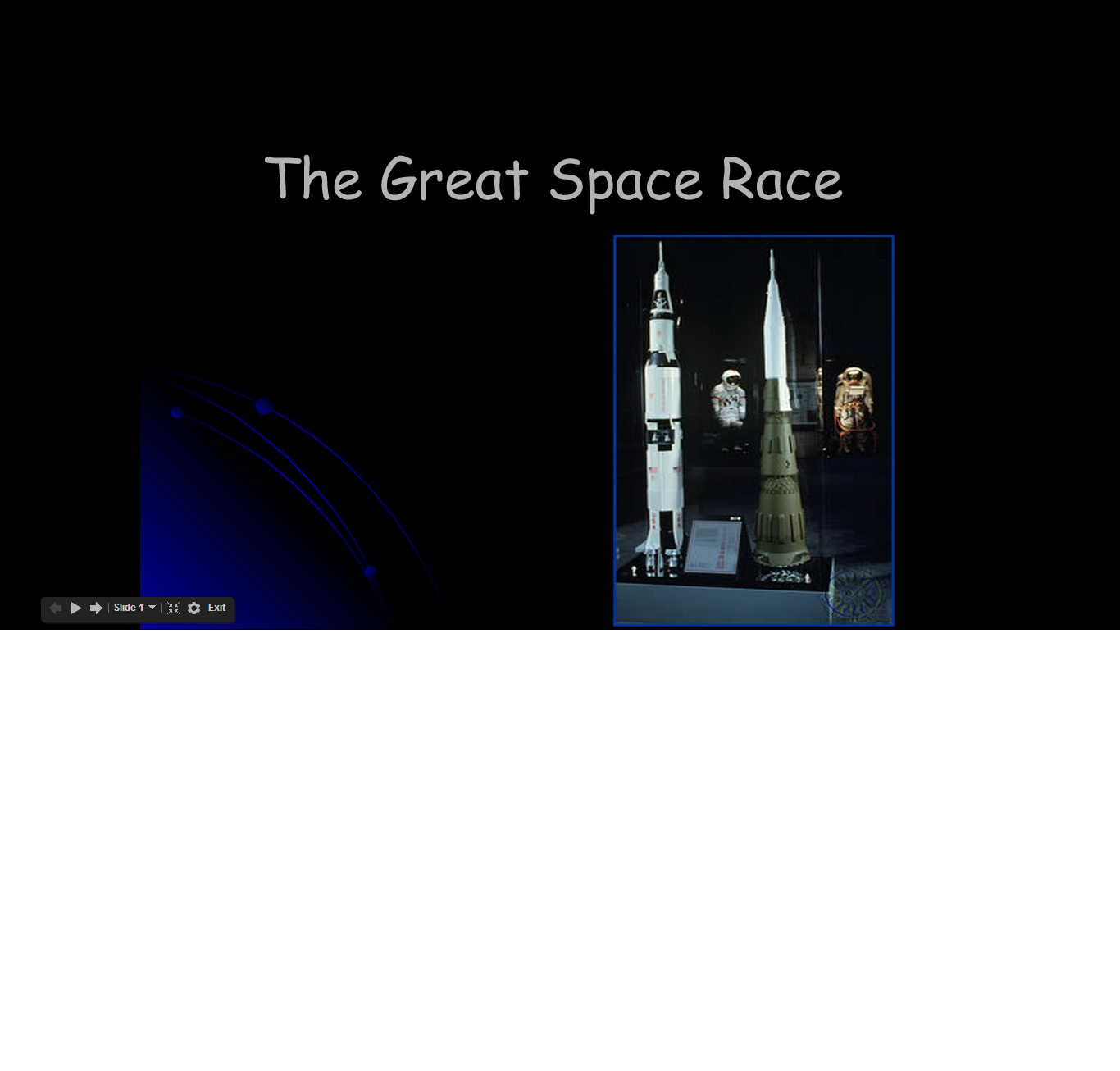 The Pathfinder Post The Great Space Race Freebie