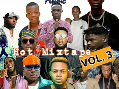 Praix Entertainment Mixtape vol. 3