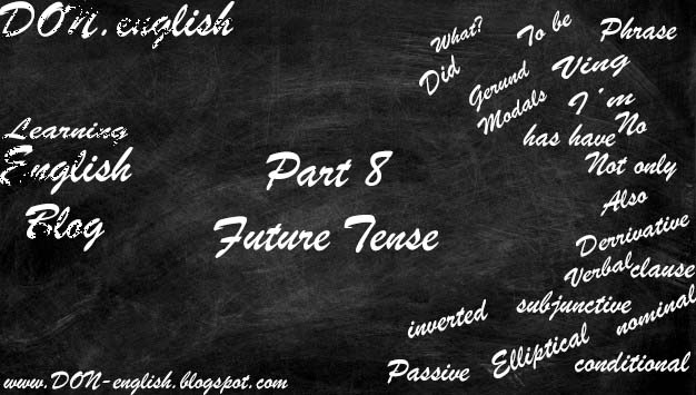 Rumus dan Contoh Future Tense dengan Arti