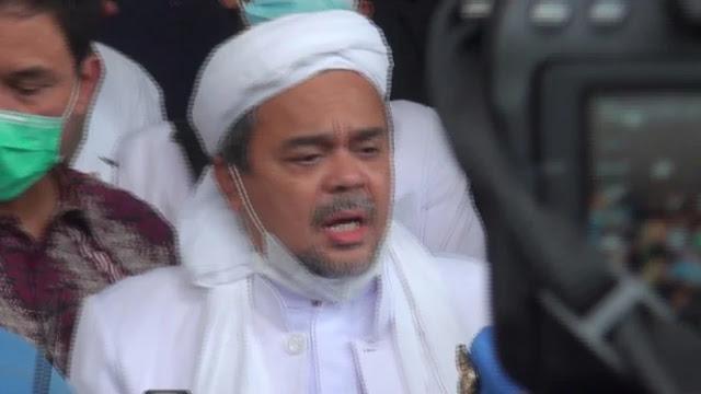 HRS Bongkar Isi Kesepakatan dengan Budi Gunawan Saat di Arab Saudi