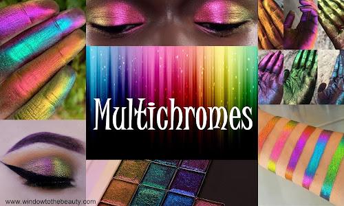 Multichrome eyeshadows uk