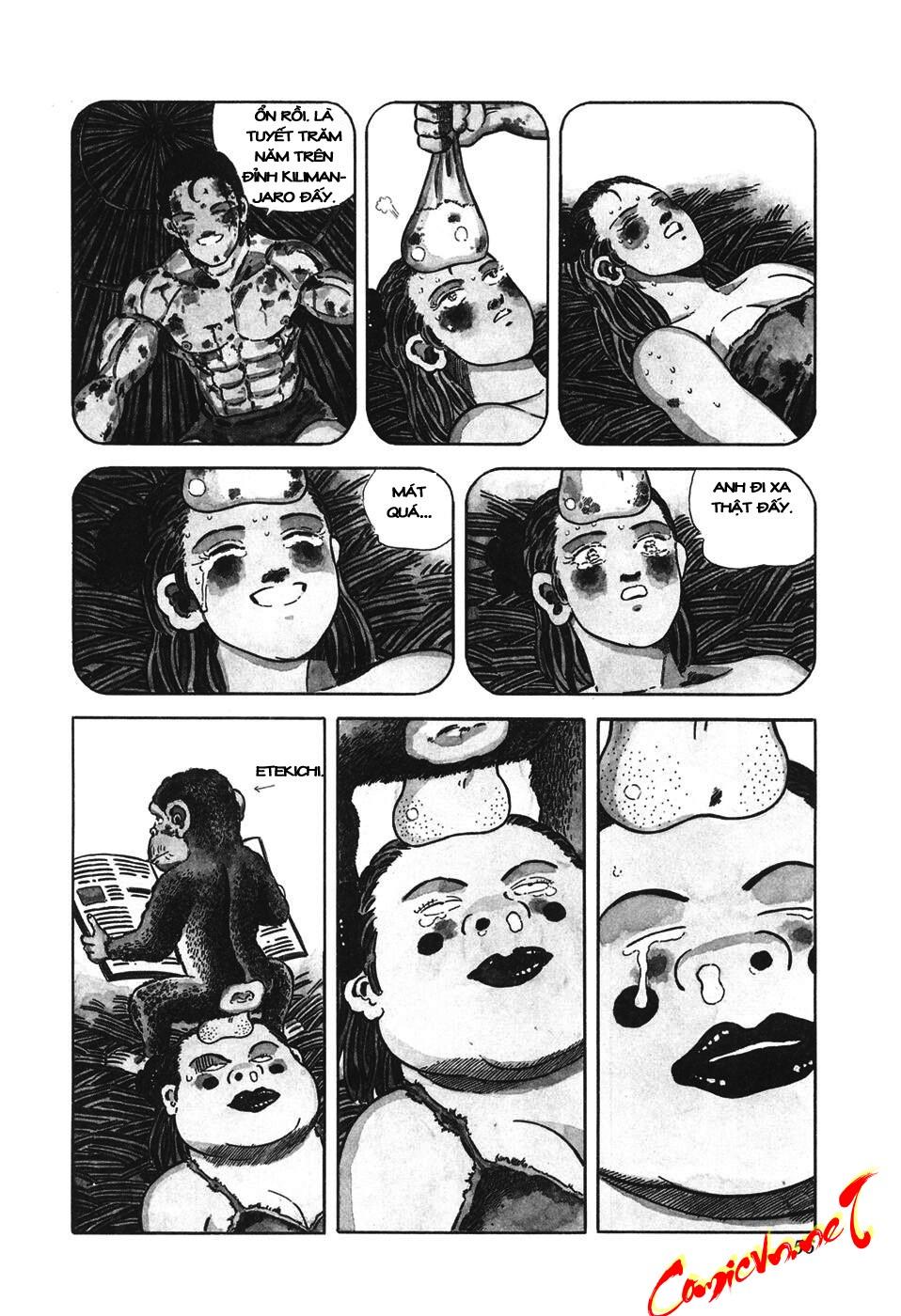 Chúa rừng Ta-chan chapter 7 trang 6