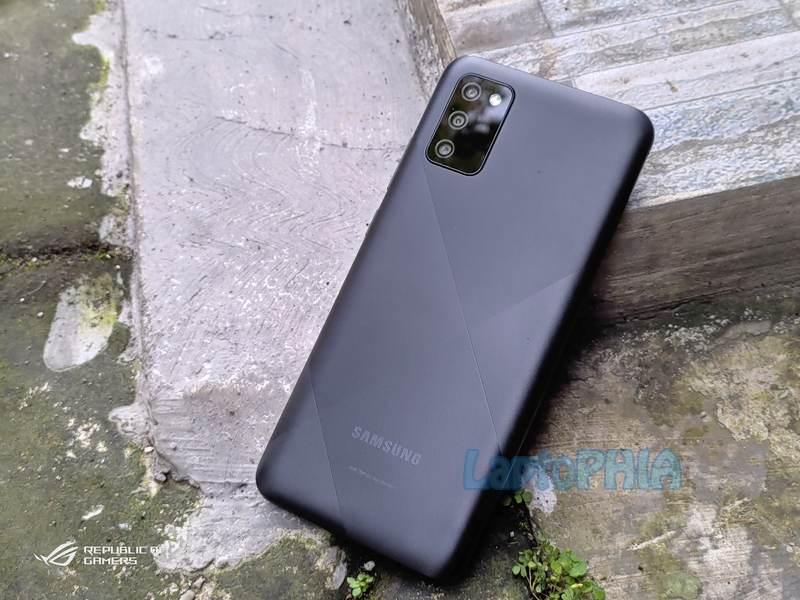 Review Samsung Galaxy A02s: Baterai Tahan Lama, Performa Kurang Kencang