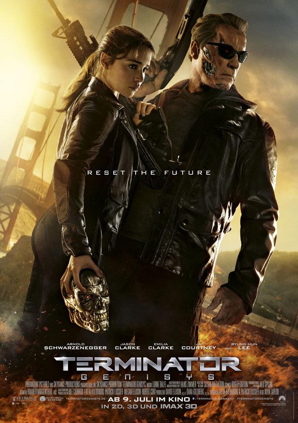 Terminator Genesis Stream