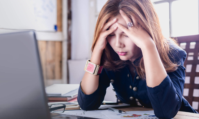 Stress menyebabkan jerawat