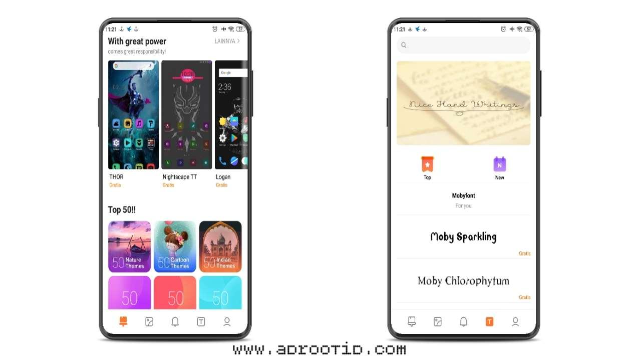 Ubah Font Xiaomi Tanpa Root
