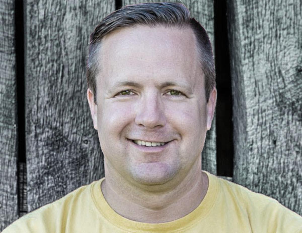 Corey Stewart Interview Portrait