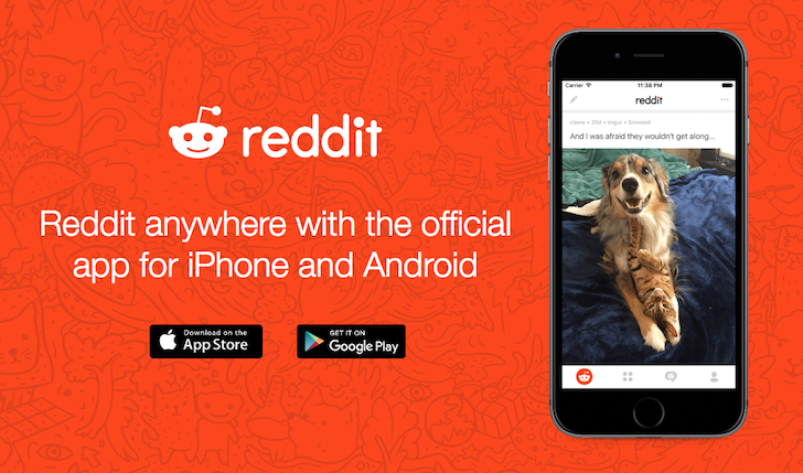 Reddit Mobile App Updated - TECHPHLIE