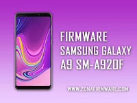 Cara Flash Samsung Galaxy A9 SM-A920F