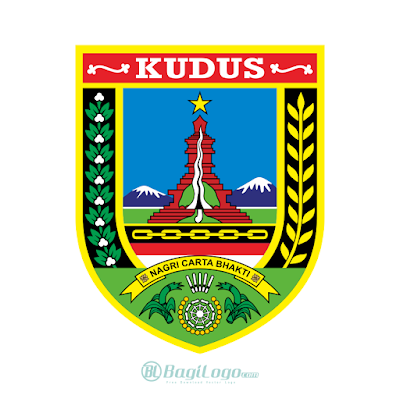 Kabupaten Kudus Logo Vector