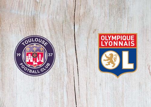Toulouse vs Olympique Lyonnais -Highlights 2 November 2019