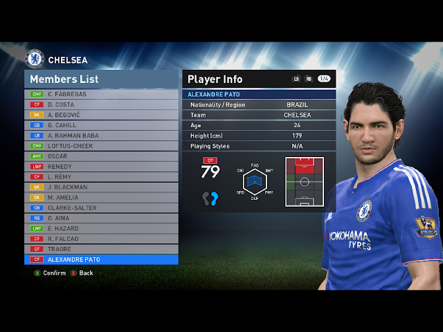 PES 2016 PTE Patch 4.0
