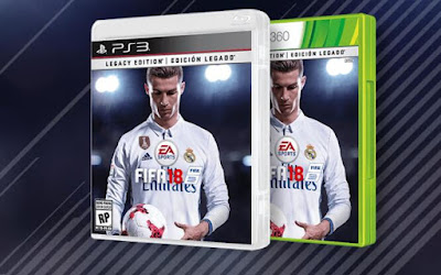 FIFA 18 Xbox360 PS3 free download full version