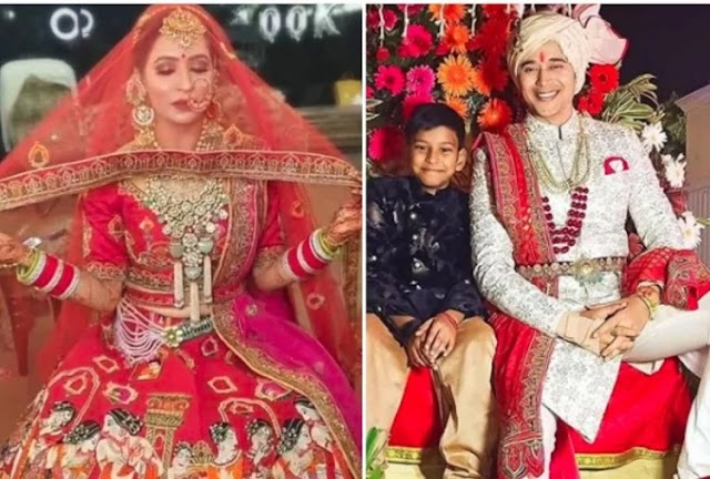 The bride fell while dancing, this actor of 'Ye Hai Mohabbatein' took a girlfriend with her girlfriend