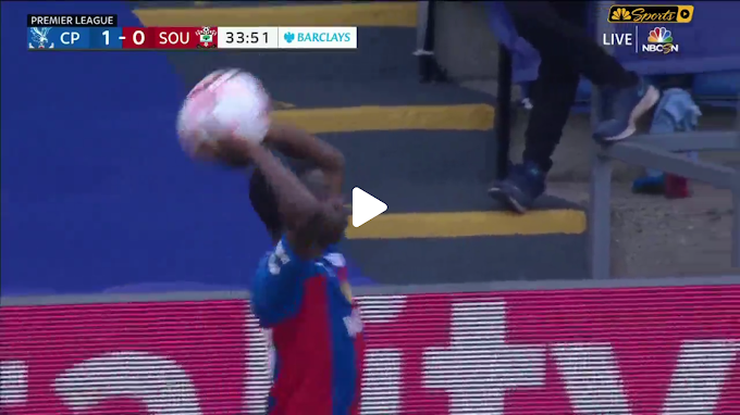 VIDEO: Crystal Palace 1:0 Southampton / Premier league