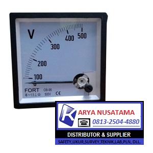 Jual Panel Meter Analog TAB  72 x 72 di Bandung