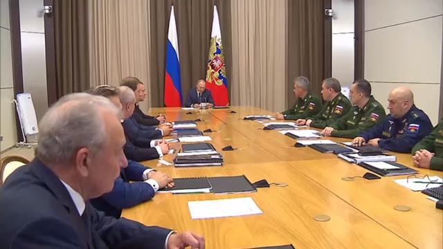 Президент РФ заявил, что ядерное оружие имеет для страны принципиальное значение